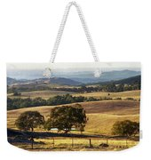 Victoria Countryside Layers Weekender Tote Bag