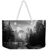View Of Half Dome II Weekender Tote Bag