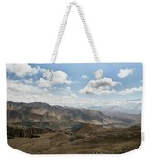 View Of The Village Of Marang From Mui Weekender Tote Bag