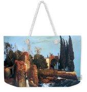 Villa By The Sea 1878 Weekender Tote Bag
