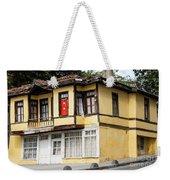 Village Center Structure One Weekender Tote Bag