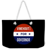 Vinehout For Governor 2018 Weekender Tote Bag