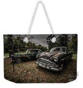Vintage Cars Goshen Nh Weekender Tote Bag