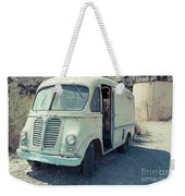 Vintage International Harvester Metro Delivery Van Weekender Tote Bag