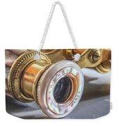 Vintage Opera Glasses Weekender Tote Bag