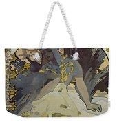 Vintage Poster - L'illustration Weekender Tote Bag