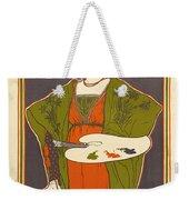 Vintage Poster - Louis Rhead Weekender Tote Bag