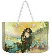 Vintage Poster - Malta Weekender Tote Bag