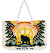 Vintage Poster - South Kensington Weekender Tote Bag