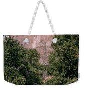 Virgin River And Cliff In Zion National Park, Utah - Utah300 00303 Weekender Tote Bag