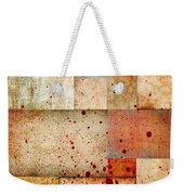 Visceral Weekender Tote Bag