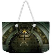Visitors Tour Historic American Documents At The National Archives. Weekender Tote Bag