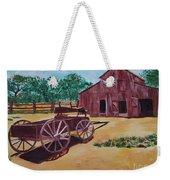 Wagons And Barns Weekender Tote Bag