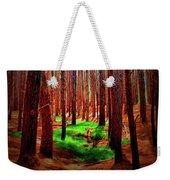 Waihou Forest  - Maui Weekender Tote Bag