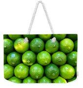 Wall Of Limes Weekender Tote Bag