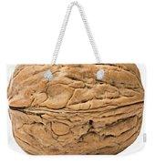 Walnut White Background Weekender Tote Bag
