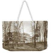 Walter Reed General Hospital Dec. 2, 1924 Weekender Tote Bag