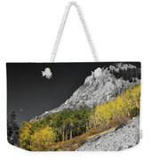 Waning Gibbous Moon Autumn Monarch Pass Bwsc Weekender Tote Bag
