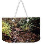 Washington Creek Weekender Tote Bag