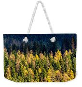Washington - Gifford Pinchot National Forest Weekender Tote Bag