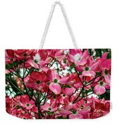 Washington State Magnolia Weekender Tote Bag by Mae Wertz