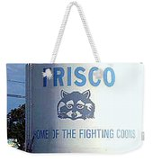Water Tank With The Coons Weekender Tote Bag