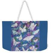 Watercolor - Butterfly Design Weekender Tote Bag