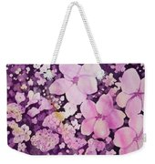 Watercolor - Cherry Blossom Design Weekender Tote Bag