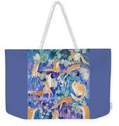 Watercolor - Fox And Firefly Design Weekender Tote Bag