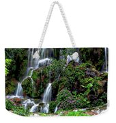 Waterfalls At Seven Star Park Weekender Tote Bag