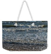Waves Quietly Approaching Weekender Tote Bag
