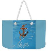 We All Need Hope Weekender Tote Bag