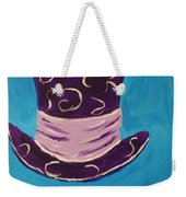 We Are All Mad Weekender Tote Bag