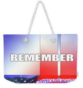 We Remember 9/11 Weekender Tote Bag