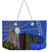 Wealthy At Waterfront Park Weekender Tote Bag