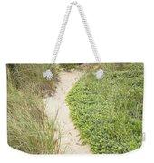 Wellfleet Sand Dunes Weekender Tote Bag