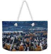 Wenatchee In November Weekender Tote Bag