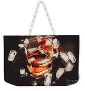 Wet Bar Weekender Tote Bag