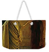 What Is Truth Christ And Pilate Weekender Tote Bag