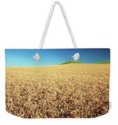 Wheat And Mounds Weekender Tote Bag