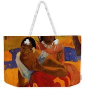 When Are You Getting Married 1892 Weekender Tote Bag