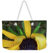 When Nature Gives The Finger Weekender Tote Bag