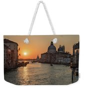 When The New Day Begins Weekender Tote Bag