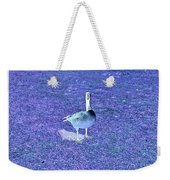 Where's Mine - The Blue Goose Weekender Tote Bag