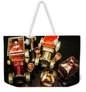 Whisky Wagons Weekender Tote Bag