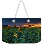 Whispers Of Summer Weekender Tote Bag by John De Bord
