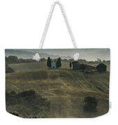 White Chapel Weekender Tote Bag