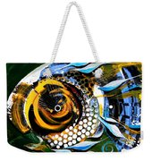 White Headed Mouth Fish Weekender Tote Bag