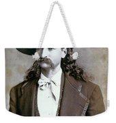Wild Bill Hickok  1873 Weekender Tote Bag