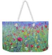 Wild Meadow Weekender Tote Bag